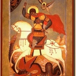 Patronal Festival 22nd April – Evensong at 6pm for St George's Day