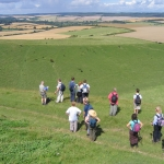 St George's Walking Pilgrimage 2013