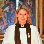 Our New Vicar, the Revd Becky Bevan