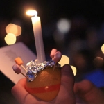 Christingle joy