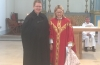 A visit from our very own Rev'd Dr Jacky Barr